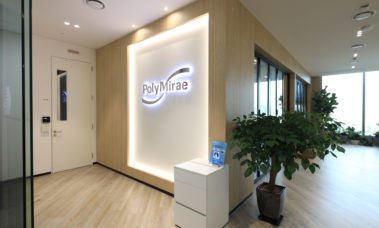 PolyMirae, relocation of its Headquarter to Three IFC in Yeouido